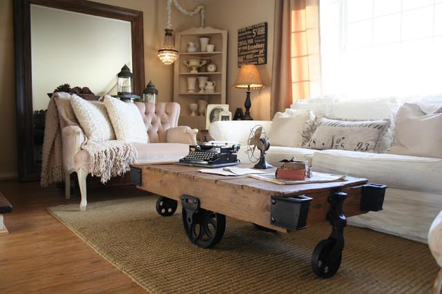 cr er un d cor de style industriel et chaleureux design chic et moins cher. Black Bedroom Furniture Sets. Home Design Ideas