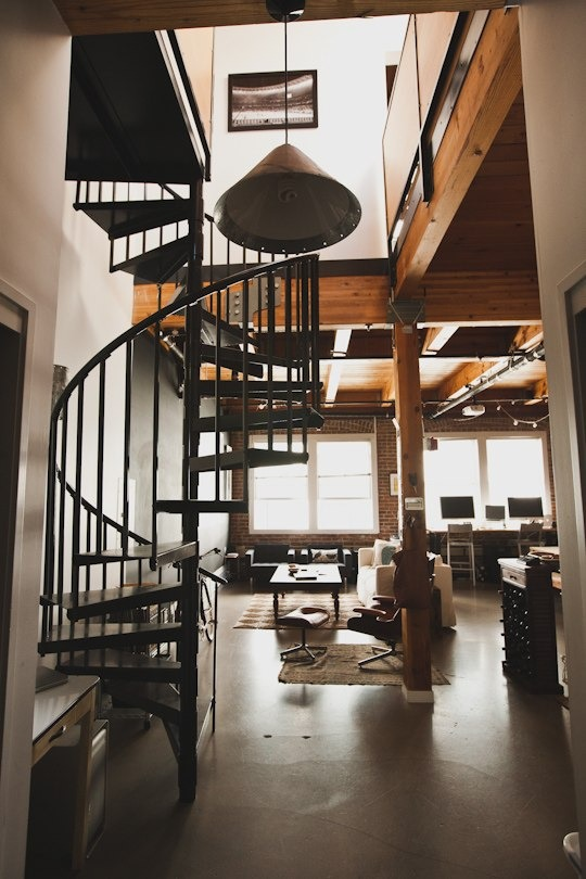 Create A Warm Industrial Living Space Amazing Design For