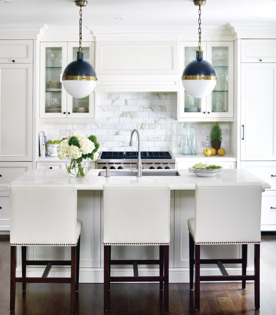 White Kitchen Inspiration Amazing Design For Less